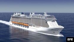 Un crucero de Norwegian Cruise Line. EFE