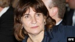 La vicecanciller holandesa Lilianne Ploumen, en una imagend e archivo. EFE