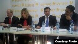 El Grupo Parlamentario Latinoamericano por la Democracia en Cuba