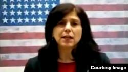Captura de pantalla del video enviado por la encargada de Negocios de la Embajada de Estados Unidos en Cuba, Marak Tekach.