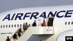 Boeing 777 de la compañía Air France.