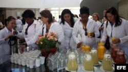 Contratos utilizados con médicos cubanos en Brasil