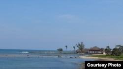 Playa de Baracoa, Cuba