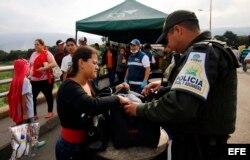 Cúcuta, la vía de escape de miles de venezolanos que huyen de la crisis.