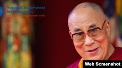 El Dalai Lama participará en una charla sobre derechos humanos organizada por el NED.