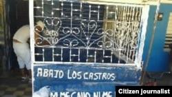 Detienen a activistas en Cabaiguán