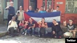 Movimiento Opositores por una Nueva República. (Archivo)