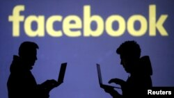 Usuarios de Facebook.