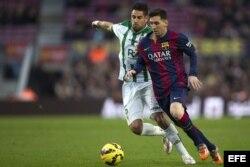 Lionel Messi (d).