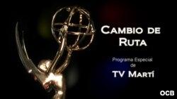 Equipo de TV Martí es galardonado con el premio Emmy 2015