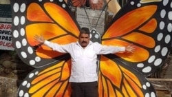 """Entre Nosotros: """"Yo no pido ser libre. Las mariposas son libres"""""""
