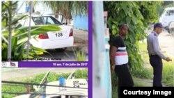 Oficiales de la Seguridad del Estado y policías lideran operativos contra las Damas de Blanco cada domingo.