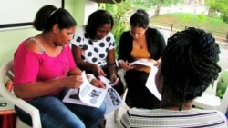 """""""No quieren que las cubanas aprendan a defender sus derechos"""""""