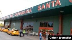Aeropuerto Abel Santamaría de Santa Clara