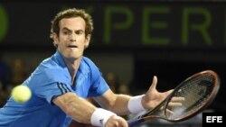 El escocés Andy Murray, sexto preclasificado y titular vigente del Sony Open, jugará el domingo contra el español Feliciano López.