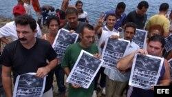 Recuerdan en Cuba a víctimas del hundimiento del Remolcador 13 de marzo