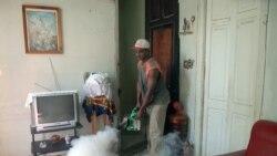 Incremento del dengue motiva auge de fumigación en Camaguey