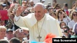 El papa Francisco llegará a Estados Unidos el martes 22 de septiembre, tras dos días de visita en Cuba. Cuba.