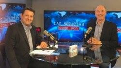"""En este programa Amado Gil, junto al director ejecutivo de la SIP Ricardo Trotti, analizan el arresto del disidente cubano Roberto Quiñones, la nueva campaña de la SIP, """"Expresate"""" y la libertad de prensa en la era digital."""
