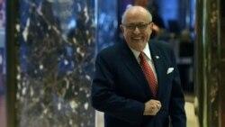 Rudy Giuliana provocó confusión con sus declaraciones sobre el caso de Stormy Daniels