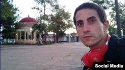El youtuber LGBTI cubano Nelson Julio Álvarez Mairata. (Instagram)