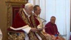 Renuncia del Papa no pone en peligro la doctrina y la fe de la Iglesia Católica