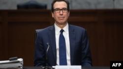 Steven Mnuchin, secretario del Departamento del Tesoro de EE. UU.