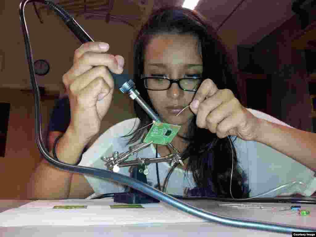 La Fundación Lounsberry va a ofrecer dos becas a estudiantes cubanos para este programa.