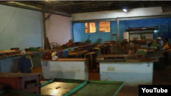 Reporta Cuba. Mercado en La Habana.