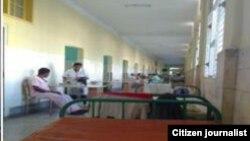 Foto Ridel Brea Hospitales Santiago de Cuba