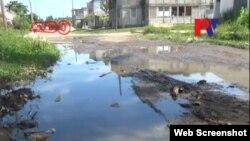 Calles de Cienfuegos están sucias y los focos infecciosos proliferan por toda la ciudad.