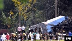 Víctimas de siniestro aéreo eran cubanos y 5 de la tripulación eran mexicanos.