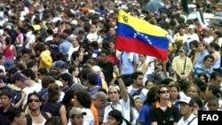 Culmina huelga estudantil en Venezuela