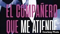 """""""El compañero que me atiende"""", Editorial Hymermedia, 2017. (Portada)."""