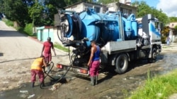 Crisis con abasto de agua afecta a casi toda Cuba