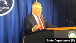 Michael Kozak, secretario adjunto de Estado interino para Asuntos del Hemisferio Occidental