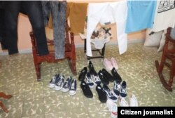 Con la ayuda de cubanos, cada vez son más los 'bachaqueros' que de manera clandestina abren una pequeña tienda (Osniel Carmona)