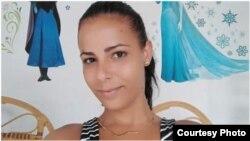 Yuleimi de la Caridad Valdés, foto cortesía de José Díaz Silva.
