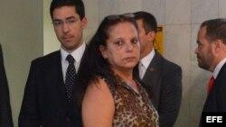 Ramona Matos Rodríguez, una de los 7.400 médicos cubanos que participan en el programa del Gobierno brasileño.