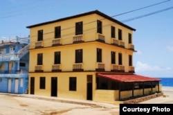 Matthew dejó sin techo al emblemático hotel La Rusa de Baracoa
