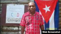 Virgilio Mantilla Arango, activista de derechos humanos y prisionero político.