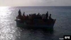 Naufragio en el Golfo de Guacanayabo.