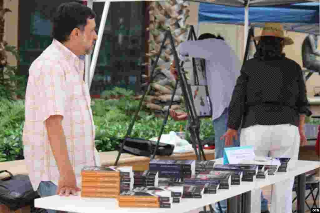 Feria Hispana del Libro