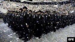Graduación 2013 de la Academia de Policía de New York.