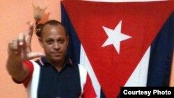 El periodista independiente cubano, Jorge Bello Domínguez.