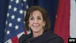 Roberta Jacobson.