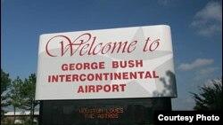 Aeropuerto de Houston, George Bush.