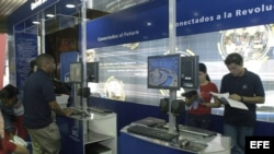 Feria Informática en Cuba