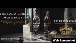 Havana Club lanza nueva campaña publicitaria.