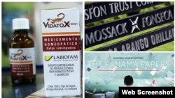 Varias empresas cubanas implicadas en los Panama Papers.